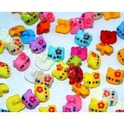 Nasturi Hello Kitty - Mix *10 buc*