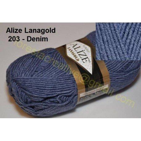 Alize Lanagold - 240m/100g