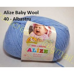 Alize Baby Wool - Bambus Lana Acril Copii