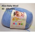 Alize Baby Wool - Bambus Lana Acril Copii