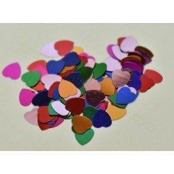 Paiete Inima, pentru lipit,10mm -Mix *3 grame*