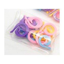 Marcatori Plastic Melc - Mix 2 Dimensiuni - set 20bucati