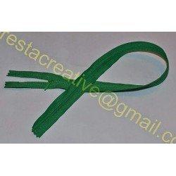 Fermoar Ascuns 50cm Verde