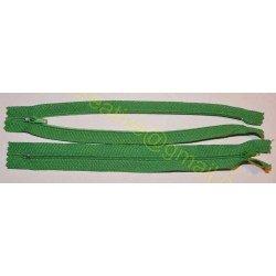 Fermoar Normal 20cm - Verde