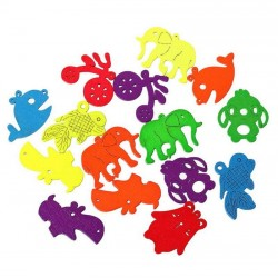 Set Pandantive lemn mix diverse *set 10buc*