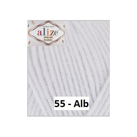 Alize Cotton Gold Hobby - 50grame-165m