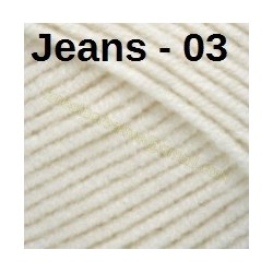 YarnArt - Jeans - 55% Bumbac 45% Acril