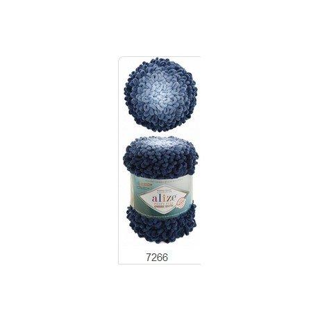 Alize Puffy Fine Ombre Batik - bobina 500grame