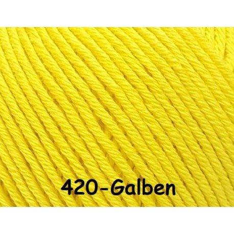 Gazzal Organic Baby Cotton - pachet 10bobine