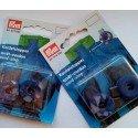 Stopper Albastru Plastic Snur - Prym - 2cm