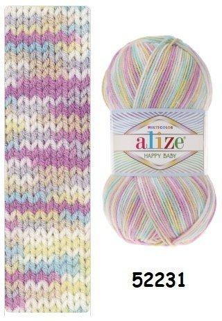 Happy Baby Multicolor - 52231